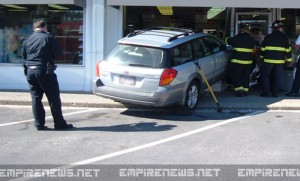 Empire-News-Man-Drives-Car-Through-Donut-Shop-After-Learning-They-Are-Out-Maple-Glazed