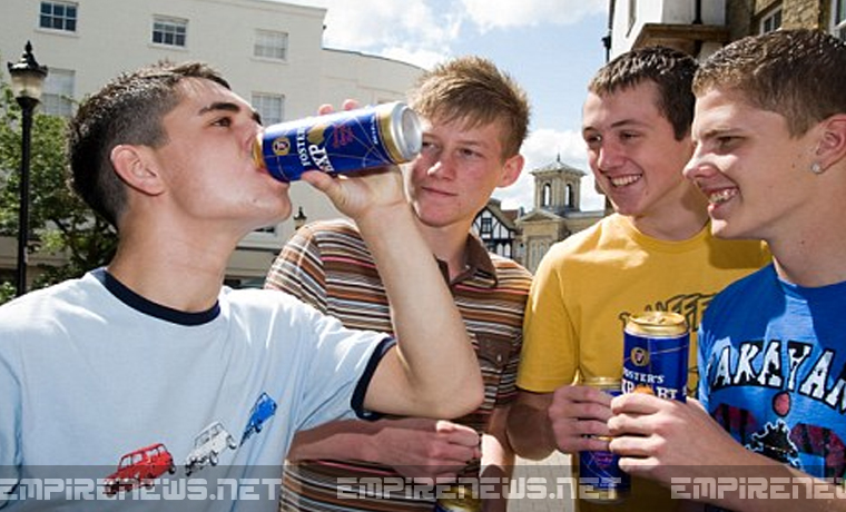 empire-news-US-regulators-Looking-To-Lower-Drinking-Age-From-21-to-12