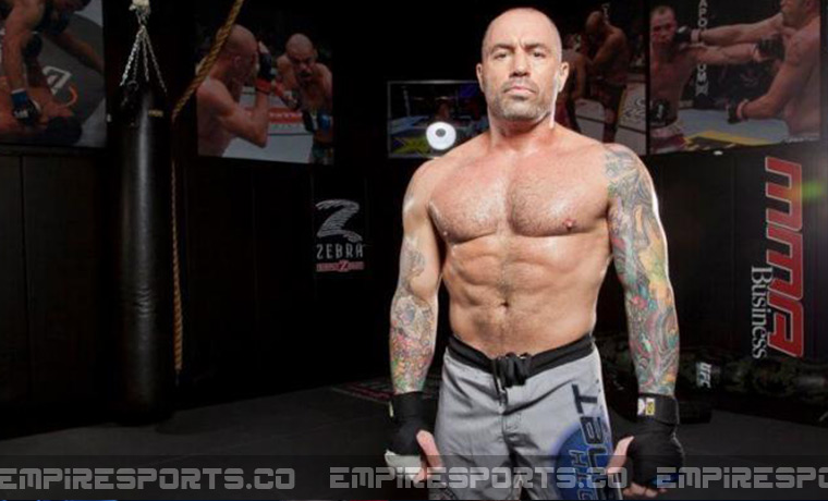 Joe Rogan To Fight In The Ufc Empire News