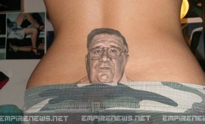 Daughter Forced To Get Tramp Stamp Tattoo Of Dad S Face