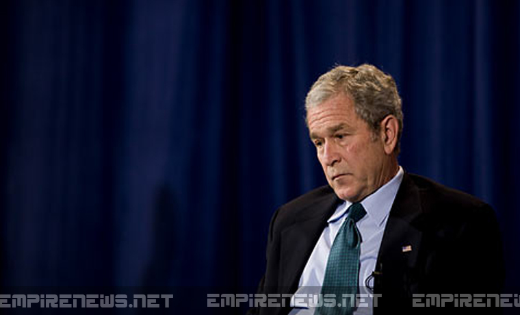 George W. Bush Arrested for Cocaine Possession