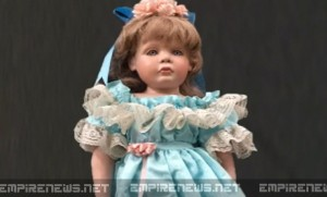 Porcelain Dolls Resembling Abducted Children Appearing On Doorsteps Of Parents