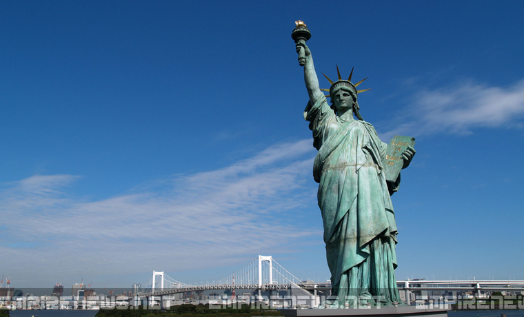 U.S. Government Announces Plans To Sell Statue of Liberty
