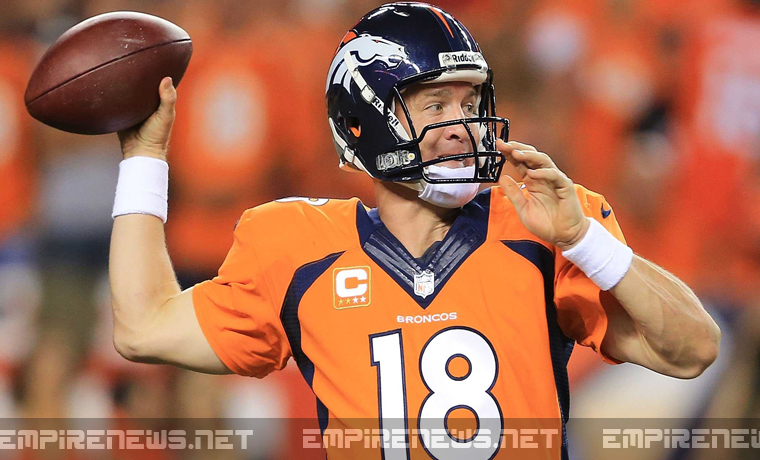 peyton manning injured team says hes out for season
