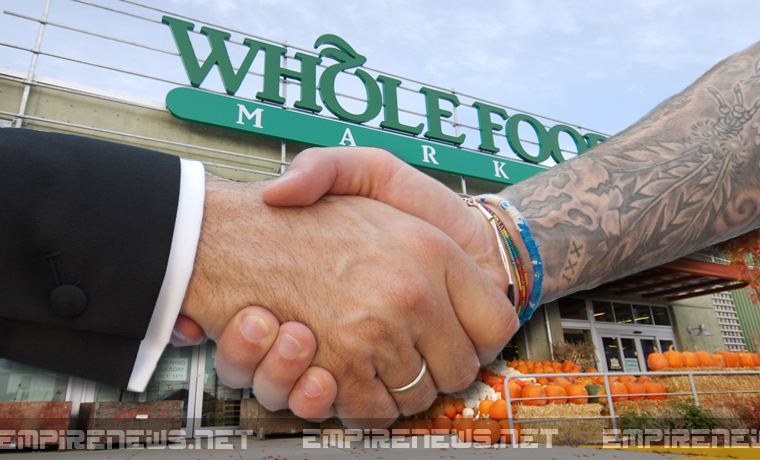 whole foods market becomes first company to require visible tattoos
