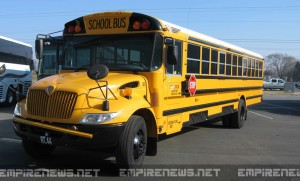 11-Year-Old African-American Student Forced To Ride To School In The Back Of The Bus