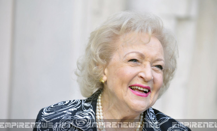 Actress Betty White, 92, Diagnosed With Hookworms