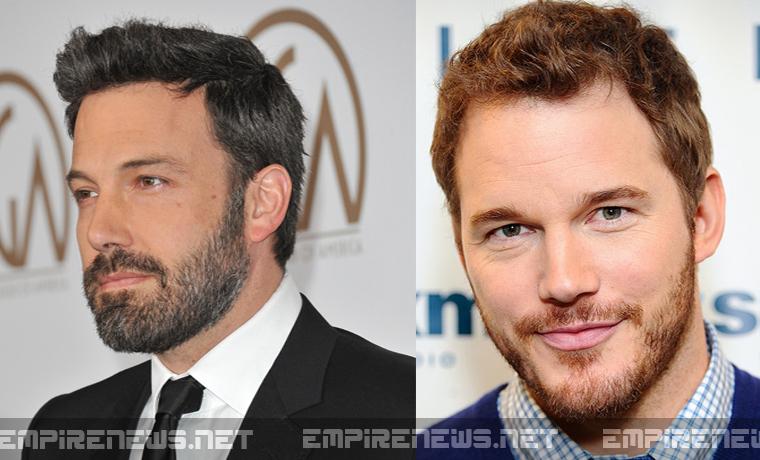 Ben Affleck Quits Role As Batman, Studio Hires Chris Pratt As Replacement