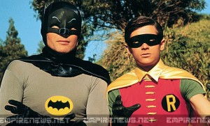 Classic TV's 'Batman' Costume Destroyed By Moths
