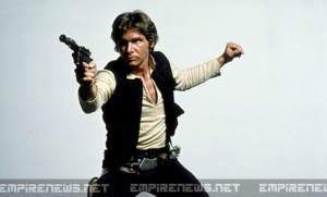 Disney to Make Han Solo Completely Computer Generated in Star Wars- Episode VII