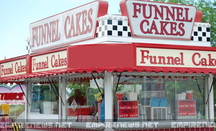 Funnel Cake Stand Survives Category F4 Tornado