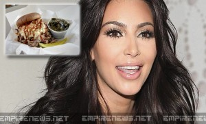 Kim Kardashian Sues Owner of Roadside Diner Over 'Fatback' Sandwich
