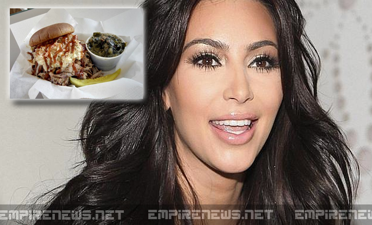 Kim Kardashian Sues Owner of Roadside Diner Over 'Fatback' Sandwich
