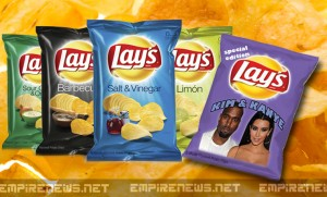 Lay's Potato Chips To Introduce New 'Kim & Kanye' Flavor2