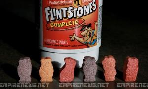 Man Dies After Overdosing on Flintstone Vitamins