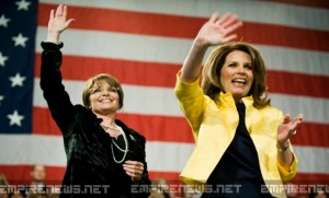 Michele Bachmann and Sarah Palin To Support Each Other For Republican Nomination in 2016