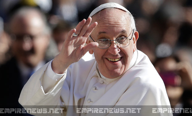 Pope Reveals Catholic Religion Is 'Hoax That Got Out of Hand'