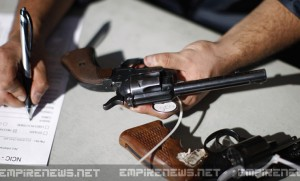 President Obama Launches 'Gas For Guns' Exchange Program; Announcement Strikes Controversy