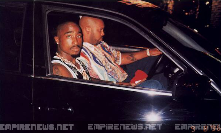 Suge Knight Shot By Man Resembling Tupac Shakur According To Witness Reports