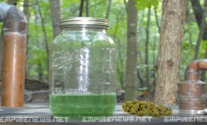 Tennessee Man Creates First Marijuana Infused Moonshine