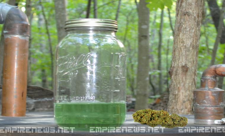 Tennessee Man Creates First Marijuana Infused Moonshine