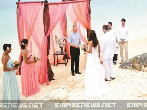 Congress Proposes Ban On Out-of-Country Destination Weddings