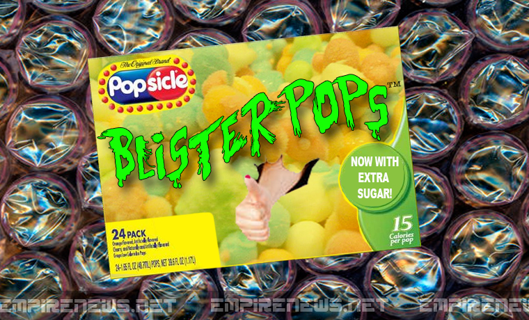 Disgustingly Named Frozen Treat Is A Big Hit With Kids