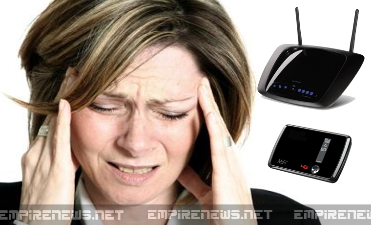 Doctors & FCC Conclude WiFi Networks Cause Migraine Headaches