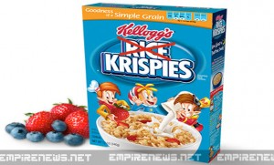 Kellogg's Company Changes Name Of Rice Krispies In Lieu Of Ray Rice Controversy