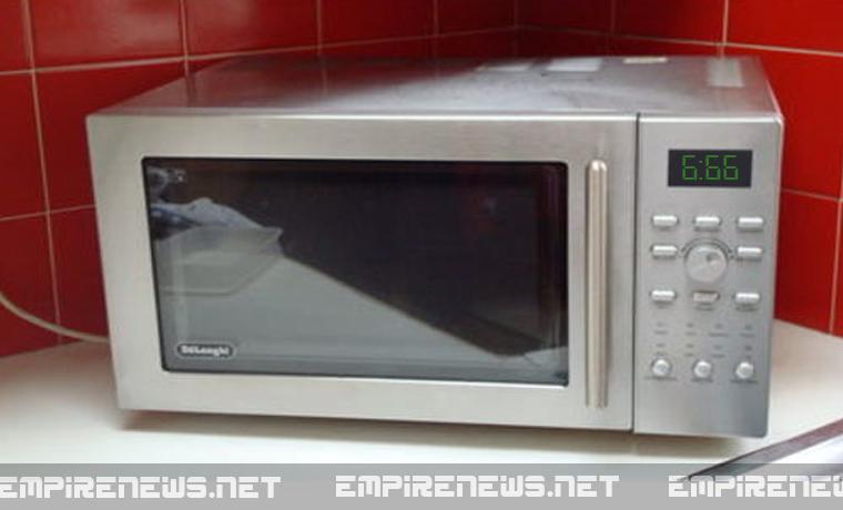 Paranormal Investigators Confirm Poltergeist Possession of Microwave