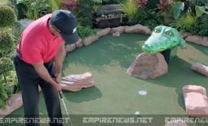 Tiger Woods Rumored To Announce Retirement From PGA Tour To Focus On Miniature Golf Career