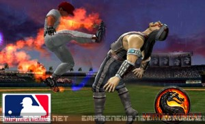 Warner Bros. Interactive To Release Mortal Kombat Vs. MLB Video Game
