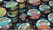 Ben & Jerry's Fires Back At Detractors With New Ice Cream Flavors