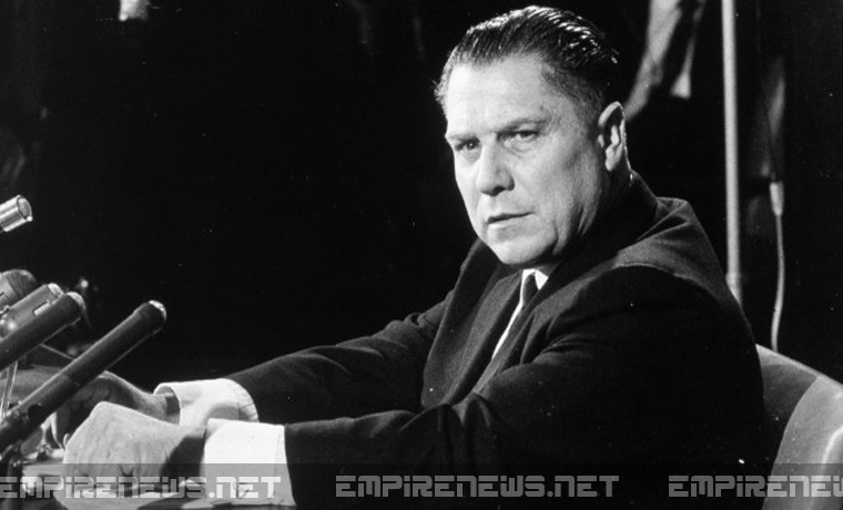 Body of Union Leader Jimmy Hoffa Discovered In Nashville