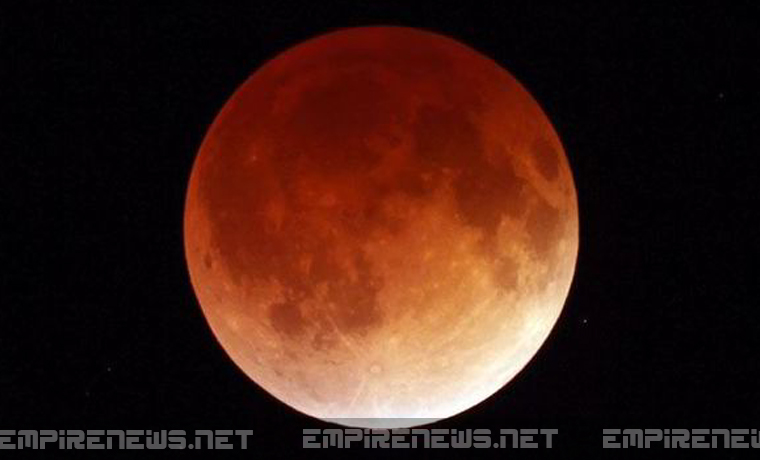 CDC- Viewing Of Lunar Eclipse 'Blood Moon' Could Cause Contraction of Rare Disease