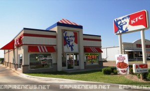 KFC Employee