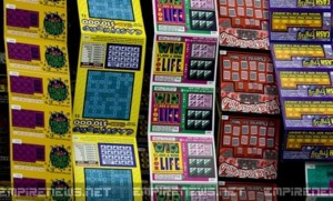 Man Wins $1 Million On Lottery Scratch Ticket, Spends It All On More Scratch Tickets
