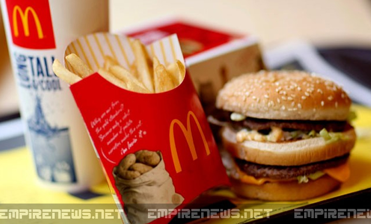 McDonald's To Compete With Weight Watchers With New 'Weight Loss Menu'