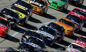 NASCAR Driver Wins Race in Reverse