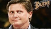 NHL- Anaheim Ducks Court Emilio Estevez As New Head Coach