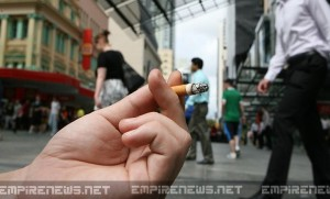 NYC Mayor Bill de Blasio Bans Smoking On City Streets