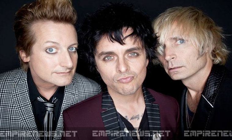 RNR Hall of Fame Adds Green Day As 'Joke', People Vote For Them Anyway