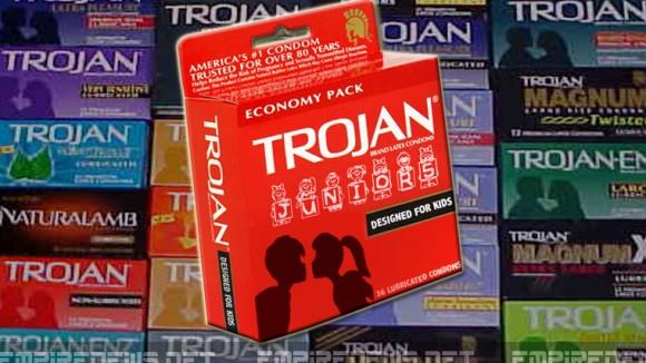 Trojan Brand Beings Marketing 'Trojan Junior' Condoms To Pre-Teens