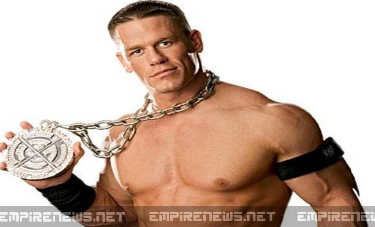 cena wrestler John