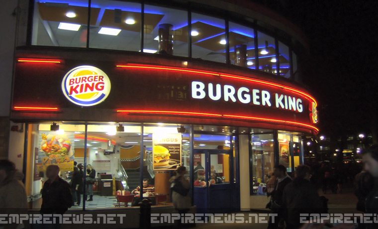 Burger King To Offer Late-Night 'Stoner' Menu For Marijuana Smoking Patrons