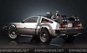 DeLorean Motor Company To Produce Replica 'Back To The Future' Time Machines For Public Sale