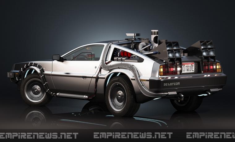 DeLorean Motor Company To Produce Replica 'Back To The Future' Time Machines For Public Sale