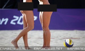 ESPN Announces All-Nude Women's Beach Volleyball To Air In 2015