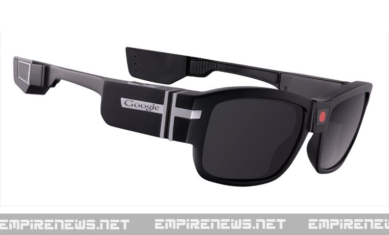 Google Reveals New X-Ray Glasses At San Francisco Gadget Expo