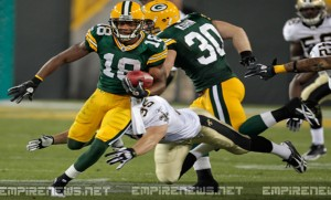 Green Bay Packers Receivers Caught Using Battery Powered Gloves; Cobb, Nelson Face Lifetime Ban